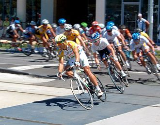 Robbie McEwen - McEwen at the 2006 Bay Cycling Classic