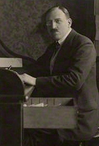 Robert Waley Cohen - Robert Waley Cohen, c.1920