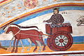 Rocca di Angera - Sala di Giustizia Fresko Astrologie Sommer 2.jpg