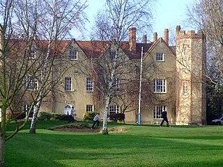 Rochford Hall Grade I listed building in Rochford, United Kingdom