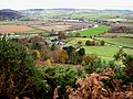 Rocklands Farm from Coppett Hill - geograph.org.uk - 1047938.jpg