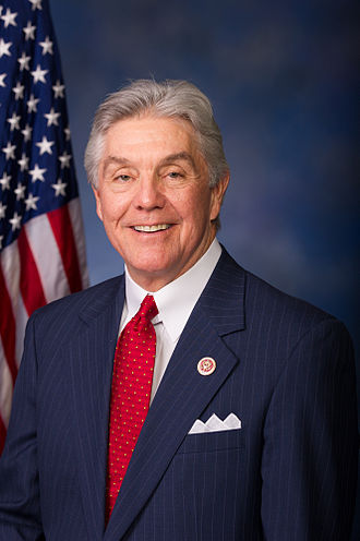 Texas's 25th congressional district - Image: Roger Williams official congressional photo