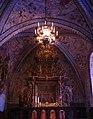 Ronneby, Helga Korskyrkan, Chor und Altar.JPG