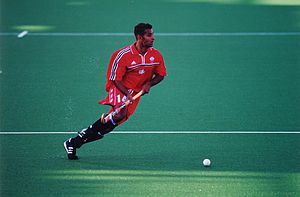 Field hockey at the 2000 Summer Olympics - Image: Ronnie Jagday Sydney 2000