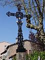 Rontalon 02-Croix des Chareilles ou Croix des Gonettes.JPG