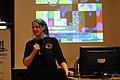 Rosa Menkman at the Gauntinger Internet Treffen.jpg
