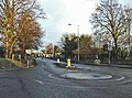 Roundabout on College Road Cheshunt - geograph.org.uk - 96341.jpg