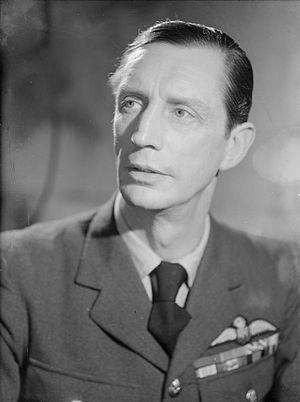 William Elliot (RAF officer) - William Elliott as Air Officer Commanding RAF Gibraltar during the Second World War