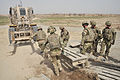 Royal Engineers Preparing Site for Bridge Buidling in Afghanistan MOD 45153761.jpg