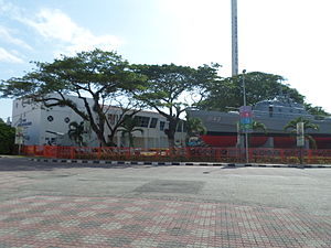 Royal Malaysian Navy Museum - Image: Royal Malaysian Navy Museum