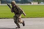 Royal Marines, commando assault demo (28167968390).jpg