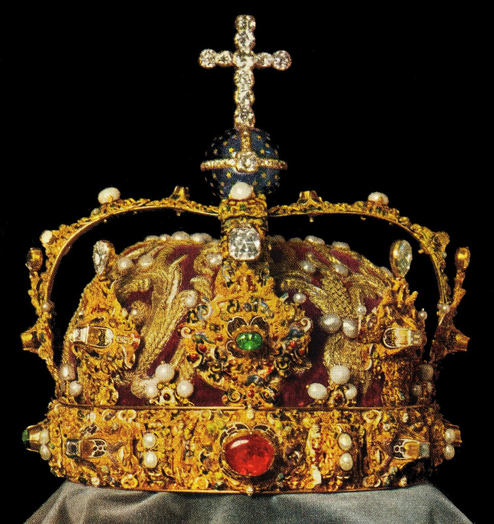 Royal crown of Sweden