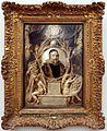 Rubens, ritratto di don gasparo de guzman conte di olivarez e duca di san lucar de barrameda in un medaglione.JPG