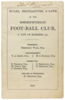 Rules, Regulations, & Laws of the Sheffield Foot-Ball Club (front page) 1859.png