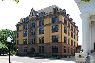 Russell Sage College - Russell Sage Hall