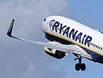 Ryanair Boeing 737-800 (EI-DWO) takes off from Bristol Airport, England, 23Aug2014 arp.jpg