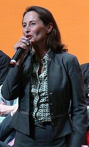 Ségolène Royal le 16 novembre 2006