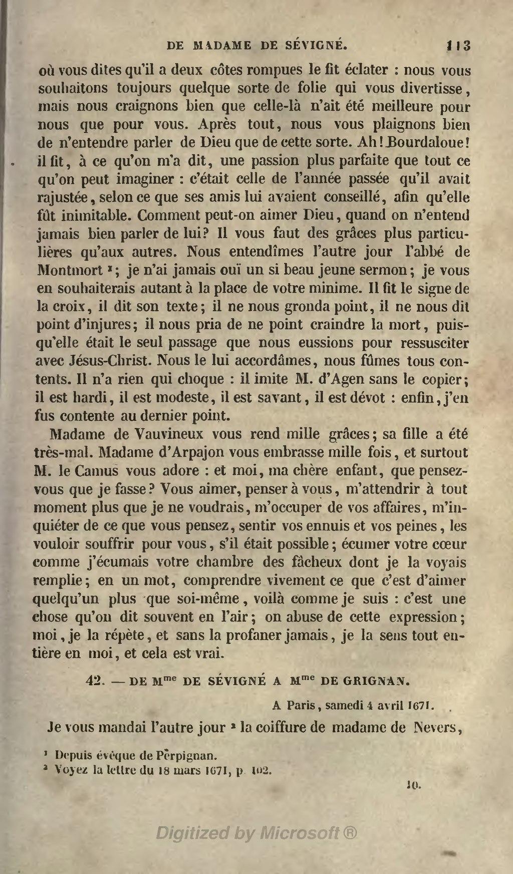 Page Sevigne Lettres Choisies Didot 1846 Djvu 121 Wikisource