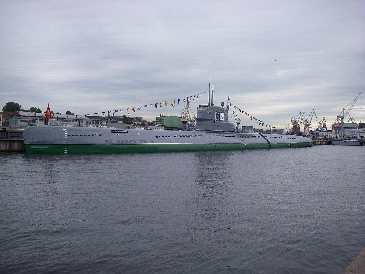 Whiskey-class Submarine