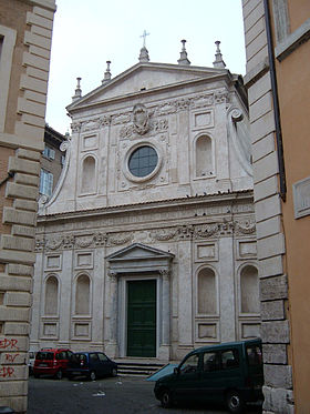 Image illustrative de l'article Église Santa Caterina dei Funari