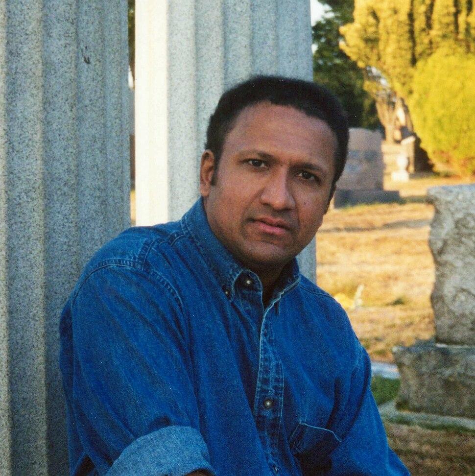 S. T. Joshi (2002 promotional photo)