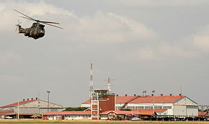 Gupta family - Waterkloof Air Force Base where the Jet Airways plane landed in April 2013, sparking the Guptagate controversy.