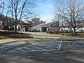 SB I-95 North Laurel MD Rest Area; Side View Main Bldg & Vending Machines.jpg