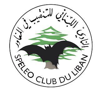 Speleo club du liban - Image: SCL Club 2016 logo