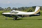 SIAI-Marchetti S.205R-20 'G-AVEH' (41609090551).jpg