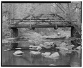SOUTH SIDE, LOOKING NORTH - Taylor Bridge, Spanning Middle River at Bayfield Road, Amnicon Falls, Douglas County, WI HAER WIS,16-AMN.V,1-2.tif