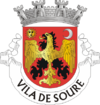 Coat of arms of Soure