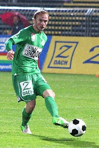 Lukas Rath - Image: SV Mattersburg vs. SC Austria Lustenau 2013 11 22 (72)
