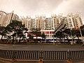 SZ 深圳 Shenzhen bus 106 view from Nanshan to Futian District October 2019 SS2 03.jpg
