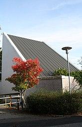 Fil:S t Knuts kyrka, Linero, Lund, bak.jpg