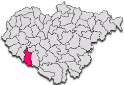 Commune Sâg in Sălaj County
