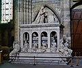 Saint-Denis Basilique Saint-Denis Innen Monument für Louis XII & Anne de Bretagne 1.jpg
