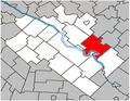 Saint-Lucien Quebec location diagram.PNG
