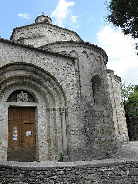 De l'église Saint-Martin de Saint-Martin-de-Londres (34).