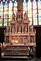 Saint-Mihiel, église Saint-Etienne, retable 16e siècle, grandes statues, milieu 19e (0).jpg