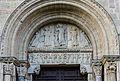 Saint-Sernin - tympan porte.jpg