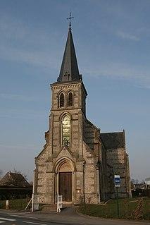 Saint-Vincent-Cramesnil Commune in Normandy, France