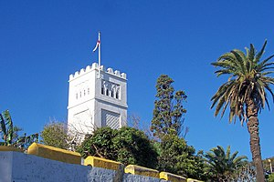 Christianity in Morocco - Church of Saint Andrew, Tangier