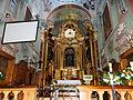 Saint Anne church in Lubartów - Interior - 05.jpg