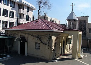 Saint Minas church, Tehran.jpg