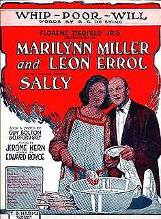 <i>Sally</i> (musical)