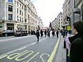 Salvation Army March in Regent St London - panoramio.jpg