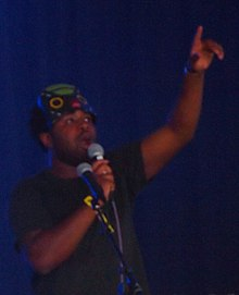 Sampha live with SBTRKT (cropped).jpg