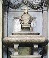 San Salvador Interno - Monumento al procuratore Andrea Dolfin - Busto di Benedetta Pisani Dolfin da Girolamo Campagna.jpg