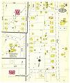Sanborn Fire Insurance Map from Arlington, Tarrant County, Texas. LOC sanborn08409 003-6.jpg