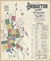 Sanborn Fire Insurance Map from Bridgeton, Cumberland County, New Jersey. LOC sanborn05430 004-1.jpg